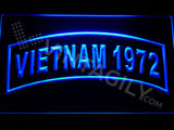 Vietnam 1972 LED Sign - Blue - TheLedHeroes