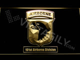 101st Airborne Division LED Sign