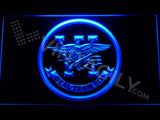 FREE SEAL Team Six LED Sign - Blue - TheLedHeroes