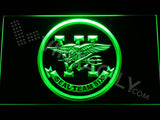 FREE SEAL Team Six LED Sign - Green - TheLedHeroes