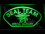 FREE SEAL Team Six 4 LED Sign - Green - TheLedHeroes