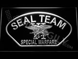 FREE SEAL Team Six 4 LED Sign - White - TheLedHeroes