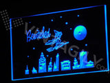 Bewitched LED Sign