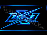 FREE K-1 World Grand Prix LED Sign - Blue - TheLedHeroes