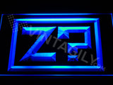Johnny The Homicidal Maniac Zim LED Sign