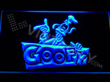 Goofy 2 LED Sign