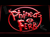Phineas and Ferb LED Sign