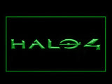 FREE Halo 4 LED Sign - Green - TheLedHeroes