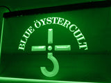 FREE Blue Oyster Cult LED Sign - Green - TheLedHeroes