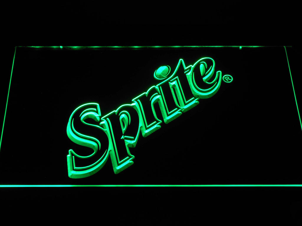 Sprite LED Sign - Green - TheLedHeroes