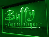 Buffy the Vampire Slayer LED Neon Sign Electrical - Green - TheLedHeroes
