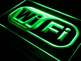 Wi Fi Logo Free Internet Services LED Sign -  - TheLedHeroes