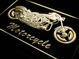 Motorcycle Bike Sales Services LED Sign - Multicolor - TheLedHeroes