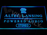 Altec Lansing LED Sign - Blue - TheLedHeroes