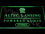Altec Lansing LED Sign - Green - TheLedHeroes