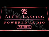 Altec Lansing LED Sign - Red - TheLedHeroes