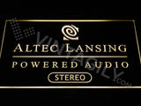 Altec Lansing LED Sign - Yellow - TheLedHeroes