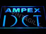 Ampex LED Sign - Blue - TheLedHeroes
