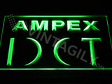 Ampex LED Sign - Green - TheLedHeroes