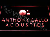 Anthony Gallo Acoustics LED Sign