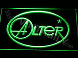 Alter LED Sign - Green - TheLedHeroes