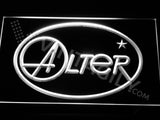 Alter LED Sign