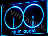 FREE Naim Audio LED Sign - Blue - TheLedHeroes