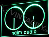 FREE Naim Audio LED Sign - Green - TheLedHeroes