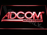 Adcom LED Sign - Red - TheLedHeroes