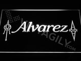 Alvarez Guitars LED Sign - White - TheLedHeroes