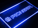 Pioneer Audio LED Sign - Blue - TheLedHeroes