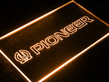 Pioneer Audio LED Sign - Orange - TheLedHeroes