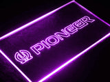 Pioneer Audio LED Sign - Purple - TheLedHeroes