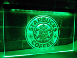 FREE Starbucks LED Sign - Green - TheLedHeroes