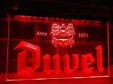 FREE Duvel LED Sign - Red - TheLedHeroes