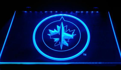 FREE Winnipeg Jets (3) LED Sign -  - TheLedHeroes