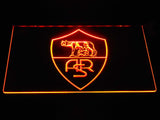 A.S. Roma 2 LED Sign - Orange - TheLedHeroes