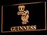 FREE Guinness Toucan (2) LED Sign - Orange - TheLedHeroes