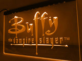 Buffy the Vampire Slayer LED Neon Sign Electrical - Orange - TheLedHeroes