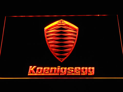 Koenigsegg Automotive AB LED Sign