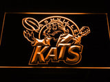 Nashville Kats  LED Neon Sign USB - Orange - TheLedHeroes