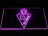 SD Eibar LED Neon Sign USB - Purple - TheLedHeroes