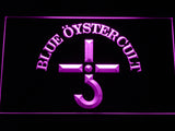 FREE Blue Oyster Cult LED Sign -  - TheLedHeroes
