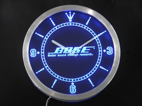 Theater Systems Speakers LED Wall Clock -  - TheLedHeroes