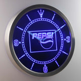Pepsi LED Wall Clock -  - TheLedHeroes