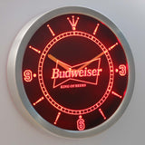Budweiser Beer LED Wall Clock