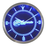 Miller Time Live Lite Guitar Beer Bar LED Wall Clock -  - TheLedHeroes