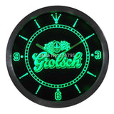 Grolsch Beer LED Wall Clock