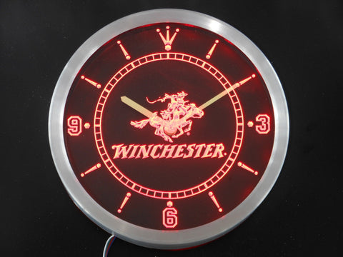 Winchester LED Wall Clock -  - TheLedHeroes