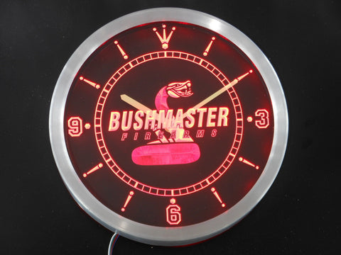 Bushmaster LED Wall Clock -  - TheLedHeroes